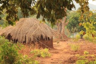 Zambian Village near Chipata
