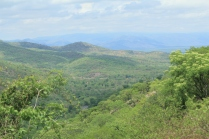 Views on the way to Kariba