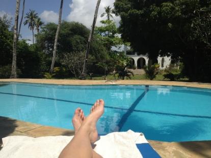Pool at Casa Polo