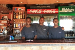 Bar Staff - good bunch!