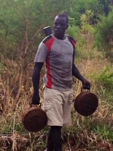 Clearing Landmines
