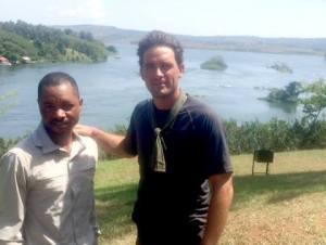 Boston and Lev, Uganda