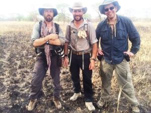 Jason Florio, Lev Wood & Matthew Power